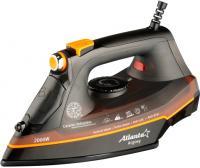 Утюг Atlanta ATH-5535 (черный/оранжевый) -