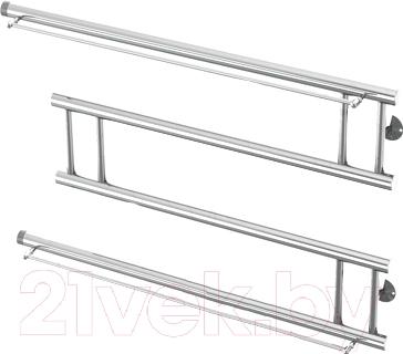 Купить Полотенцесушитель водяной Gloss & Reiter, Modern М.3. 50x60 (1 ), Беларусь, нержавеющая сталь AISI 304