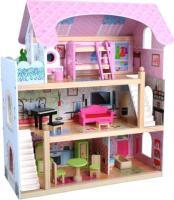 Кукольный домик Eco Toys Delia 4110 -