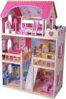 Кукольный домик Eco Toys Delia 4109 -