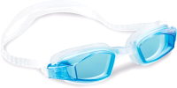 Очки для плавания Intex Free Style Sport Googles / 55682 (голубой) -