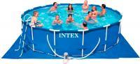 Каркасный бассейн Intex Metal Frame 28228NP -