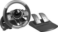 Игровой руль Defender Forsage GTR -