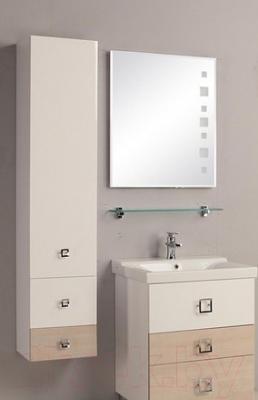 Шкаф-пенал для ванной Акватон Стамбул 35 (1A127703ST590) - в интерьере