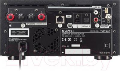 Микросистема Sony CMT-SX7