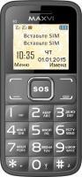 Мобильный телефон Maxvi B2 (серый) -