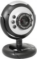 Веб-камера Defender C-110 (черно-серебристый) -