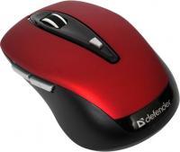 Мышь Defender Athena 225 Nano (красный) -