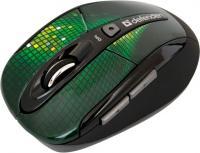 Мышь Defender To-GO MS-585 Nano Disco (зеленый) -