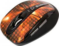 Мышь Defender To-GO MS-585 Nano Disco (красный) -