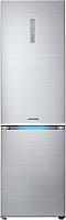 Холодильник с морозильником Samsung RB41J7857S4/WT -