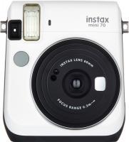 Фотоаппарат с мгновенной печатью Fujifilm Instax Mini 70 (белый) -