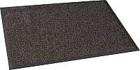 Коврик грязезащитный Kleen-Tex Iron Horse DF-000 (115x200, темно-коричневый) -