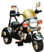 Детский мотоцикл Sundays Harley Davidson B19 Черный -
