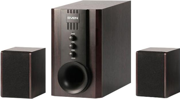 Купить Мультимедиа акустика Sven, SPS-821 (черный), Китай