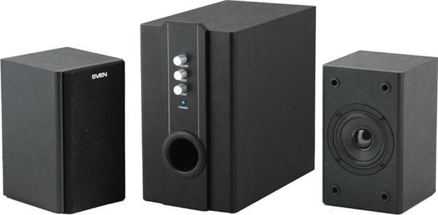 Купить Мультимедиа акустика Sven, SPS-820 (черный), Китай