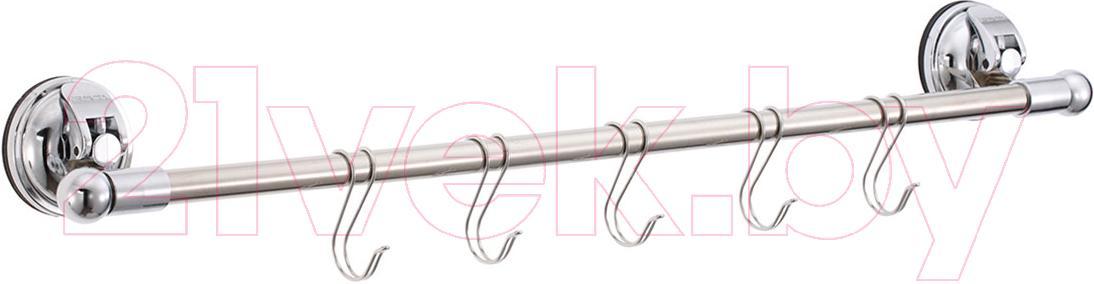 Купить Вешалка для ванны Feca, 440681-9011, Тайвань, нержавеющая сталь