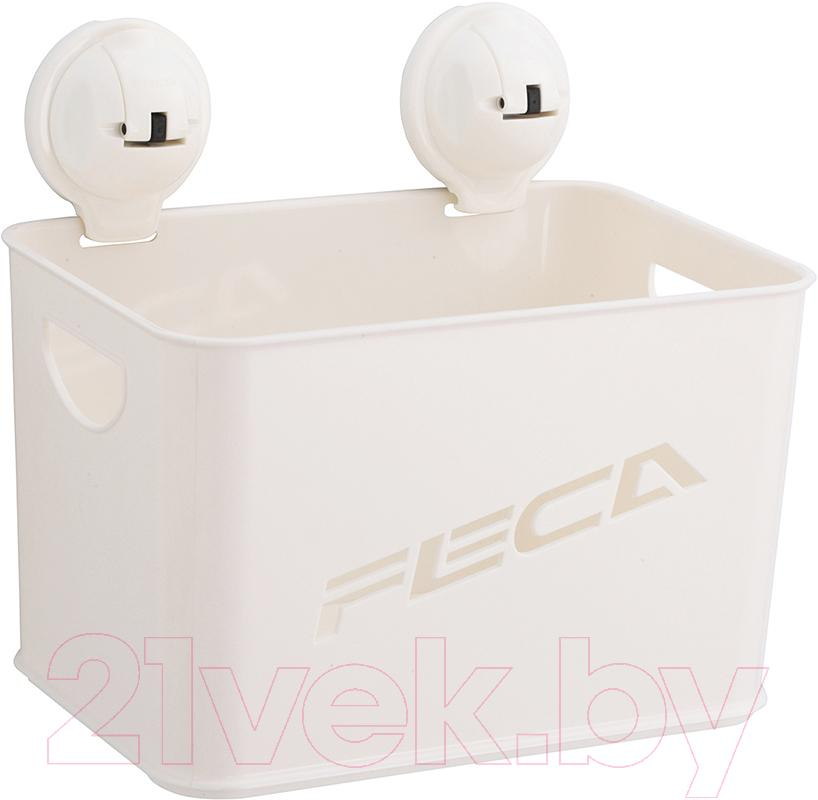 Купить Корзина на присосках Feca, 427111-0611, Тайвань, пластик