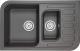 Мойка кухонная Granula GR-7803 (черный) -