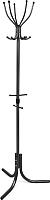 Вешалка для одежды Ника Комфорт / ВК5 (черный) -