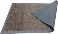 Коврик грязезащитный Kleen-Tex Entrance 115x175 (темно-коричневый) -