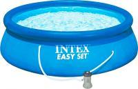 Надувной бассейн Intex Easy Set 28142NP (396x84) -
