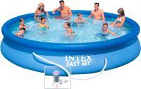 Надувной бассейн Intex Easy Set 28158NP (457x84) -