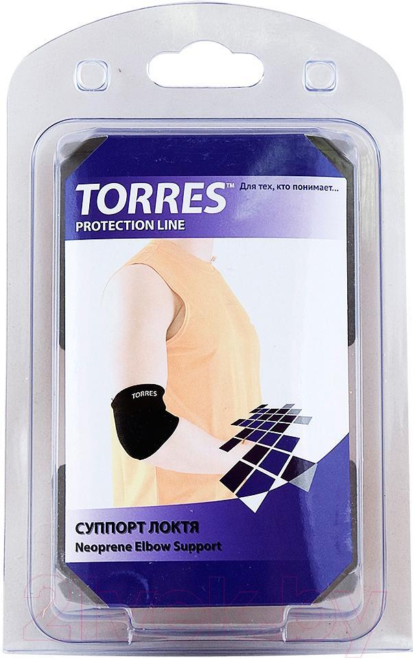 Купить Суппорт локтя Torres, PRL6008L (черный), Китай, неопрен