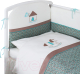 Комплект постельный в кроватку Perina Жила-была Лошадка ЖБ6-01.4 -