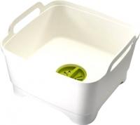 Емкость для мытья посуды Joseph Joseph Wash&Drain Bowl 85055 (белый) -