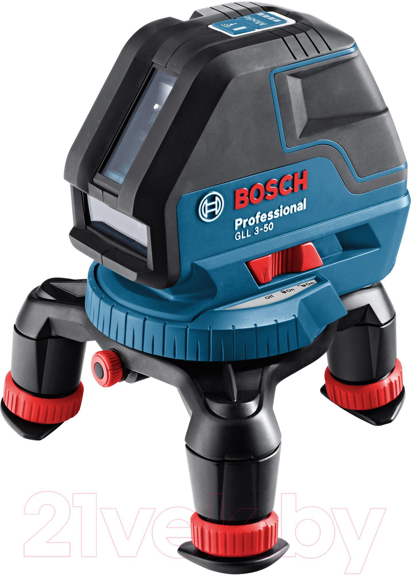 Купить Нивелир Bosch, GLL 3-50 (0.601.063.800), Китай