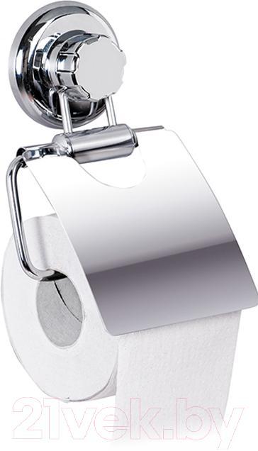 Купить Держатель для туалетной бумаги Tatkraft, Mega Lock 11458, Китай, пластик, Mega Lock (Tatkraft)