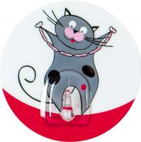 Крючок для ванны Tatkraft Funny Cats Tom 18228 -