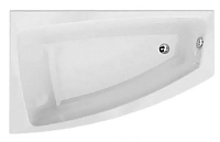 Ванна акриловая Cersanit Lorena 150x90 / P-WP-LORENA-150 -