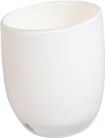 Стакан для зубных щеток Tatkraft Repose White 12219 -