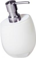 Дозатор жидкого мыла Tatkraft Repose White 12226 -