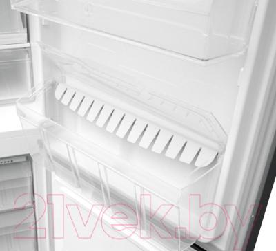 Холодильник с морозильником Indesit DF 5201 X RM