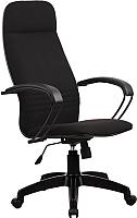 Кресло офисное Metta BP-1PL (черный, ткань) -