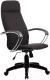 Кресло офисное Metta BP-1PL (темно-серый, ткань) -