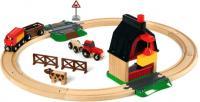 Железная дорога детская Brio Farm Railway Set 33719 -