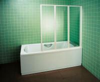 Пластиковая шторка для ванны Ravak VS3 100 (795P010041) -