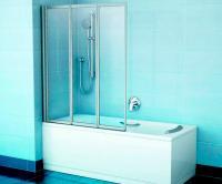 Стеклянная шторка для ванны Ravak VS3 115 (795S0U00Z1) -