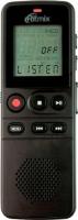 Цифровой диктофон Ritmix RR-810 (8Gb, черный) -