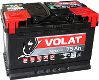 Автомобильный аккумулятор VOLAT Аutopart R+ (75 А/ч) -