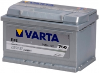 Автомобильный аккумулятор Varta Silver Dynamik 574402075 (74 А/ч) -