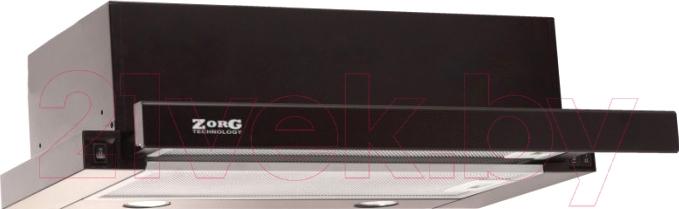 Купить Вытяжка телескопическая Zorg Technology, Storm IS 700 (60, черный), Украина
