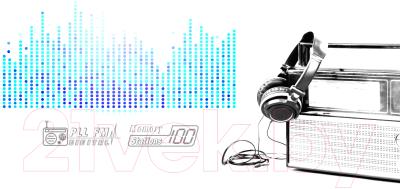 Мультимедиа акустика F&D F380X (черный)