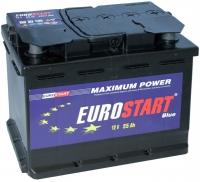 Автомобильный аккумулятор Eurostart Blue 6CT-55 (55 А/ч) -