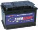 Автомобильный аккумулятор Eurostart Blue 6CT-77 (77 А/ч) -