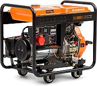 Дизельный генератор Daewoo Power DDAE 6000XE-3 -